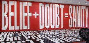 Barbara-Kruger-Belief+DoubtSanity